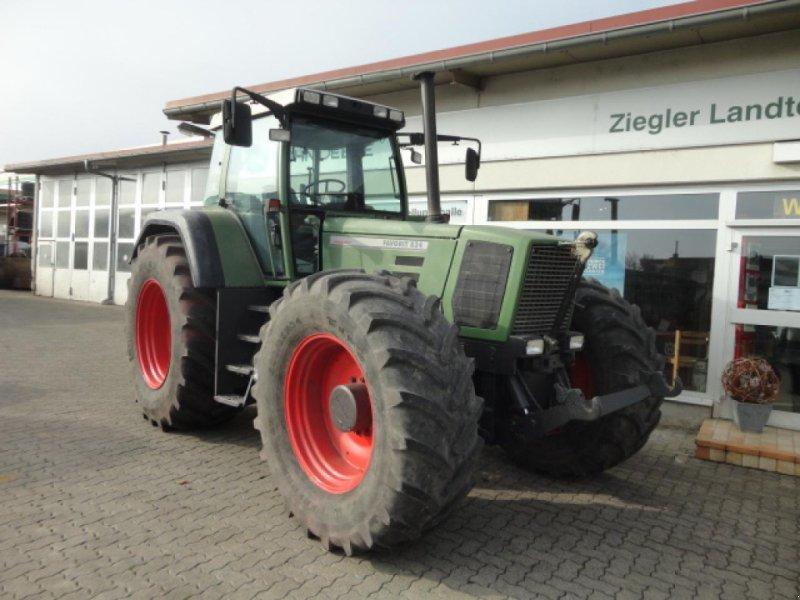 Traktor des Typs Fendt 824 Favorit, Gebrauchtmaschine in Kandern-Tannenkirch (Bild 1)