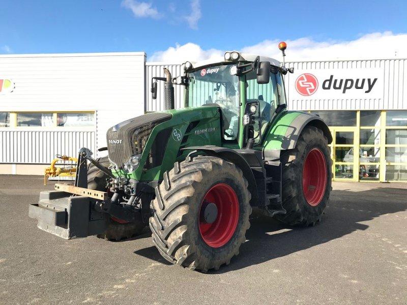 Traktor des Typs Fendt 824 PROFI PLUS, Gebrauchtmaschine in MONDAVEZAN (Bild 1)
