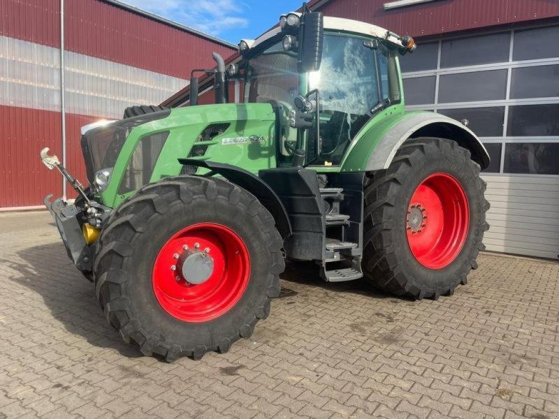 Traktor des Typs Fendt 824 Profi Plus, Gebrauchtmaschine in Ostercappeln (Bild 1)