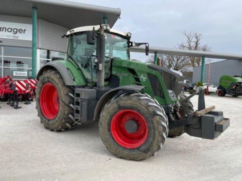 Traktor des Typs Fendt 824 PROFI PLUS, Gebrauchtmaschine in MONFERRAN (Bild 1)