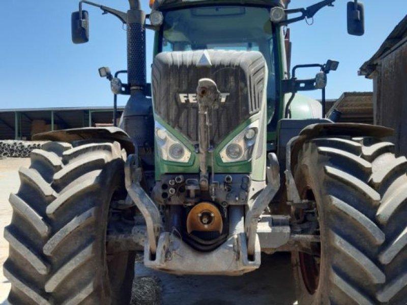 Traktor типа Fendt 824 profi, Gebrauchtmaschine в le pallet (Фотография 1)