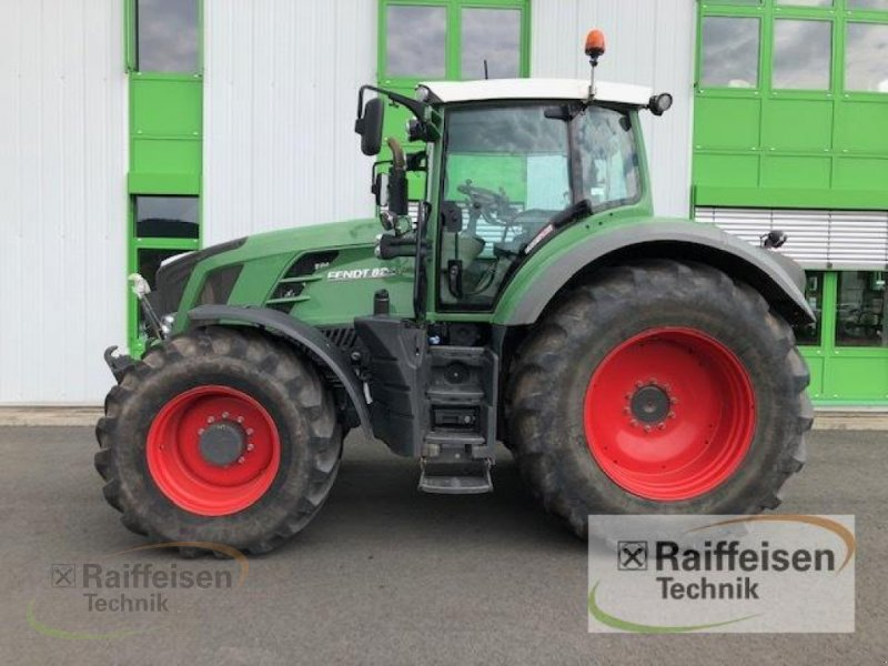 Traktor des Typs Fendt 824 ProfiPlus, Gebrauchtmaschine in Wehretal - Hoheneiche (Bild 1)