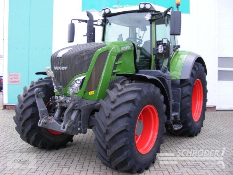 Traktor des Typs Fendt 824 S4 PROFI PLUS, Gebrauchtmaschine in Norden (Bild 1)