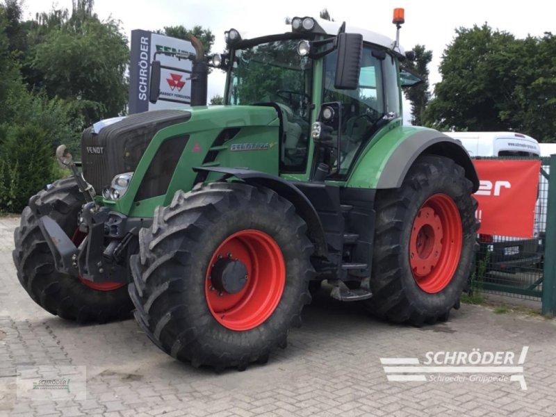 Traktor des Typs Fendt 824 SCR PROFI PLUS, Gebrauchtmaschine in Langförden (Bild 1)