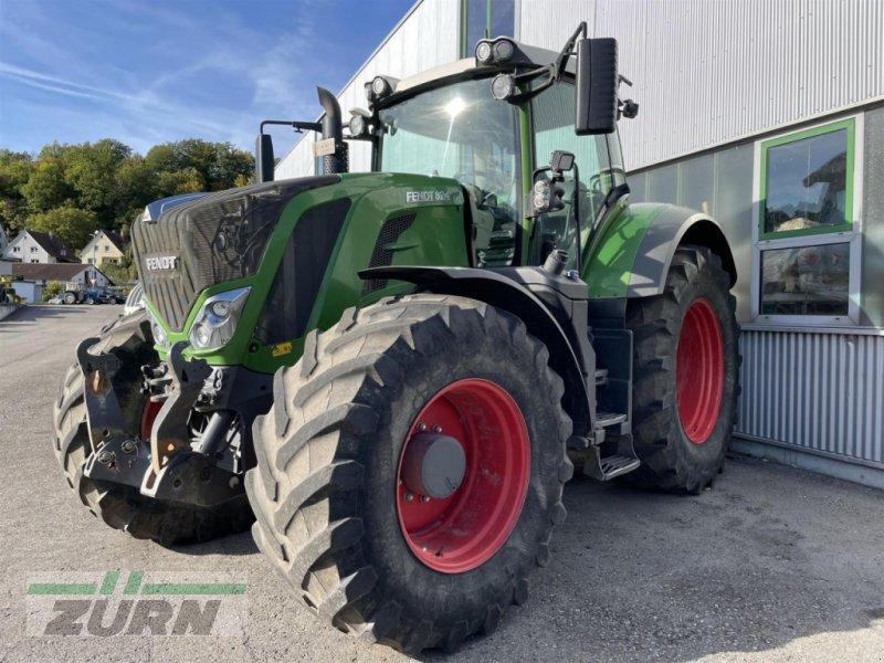 Traktor des Typs Fendt 824 Vario Profi Plus, Gebrauchtmaschine in Schoental-Westernhausen (Bild 1)
