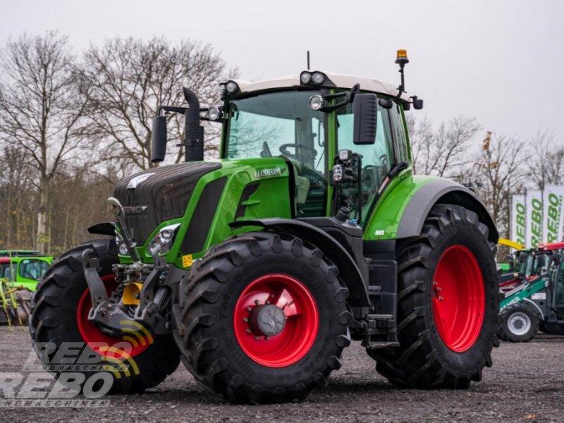 Traktor des Typs Fendt 824 VARIO PROFI PLUS, Gebrauchtmaschine in Neuenkirchen-Vörden (Bild 1)