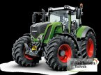 Traktor des Typs Fendt 824 Vario S4 Power in Itzehoe