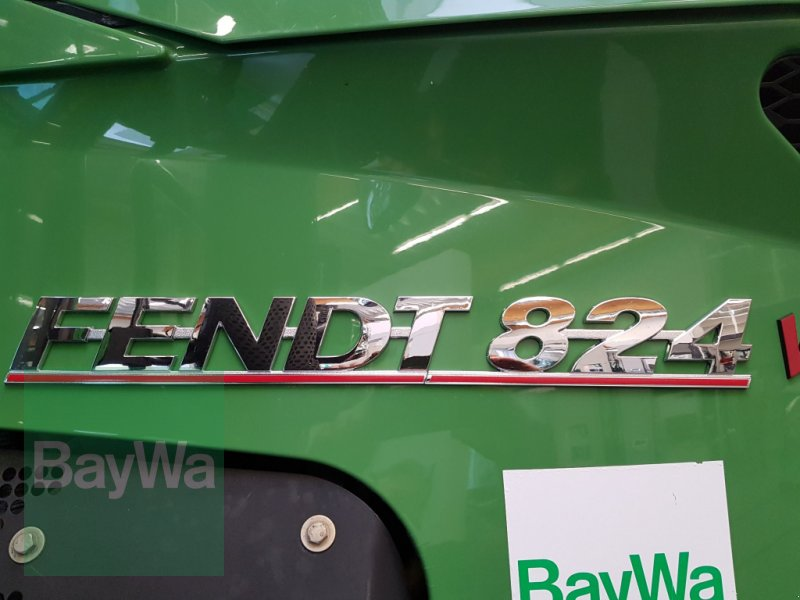 Traktor des Typs Fendt 824 Vario SCR Profi Plus, Gebrauchtmaschine in Bamberg (Bild 6)