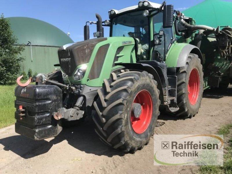 Traktor des Typs Fendt 826 ProfiPlus, Gebrauchtmaschine in Husum (Bild 1)