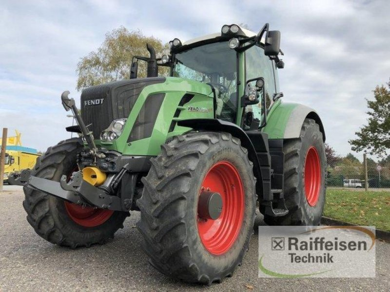 Traktor des Typs Fendt 826 SCR Profi Plus, Gebrauchtmaschine in Bad Oldesloe (Bild 1)