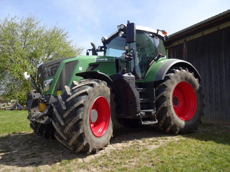 Traktor tip Fendt 826 Vario Profi mit neuem Motor, Gebrauchtmaschine in Hausen (Poză 1)