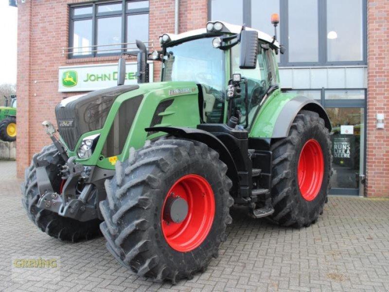 Traktor des Typs Fendt 826 Vario Profi, Gebrauchtmaschine in Ahaus (Bild 1)