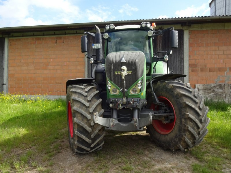 Traktor a típus Fendt 826 Vario Profi, Gebrauchtmaschine ekkor: Hausen (Kép 1)