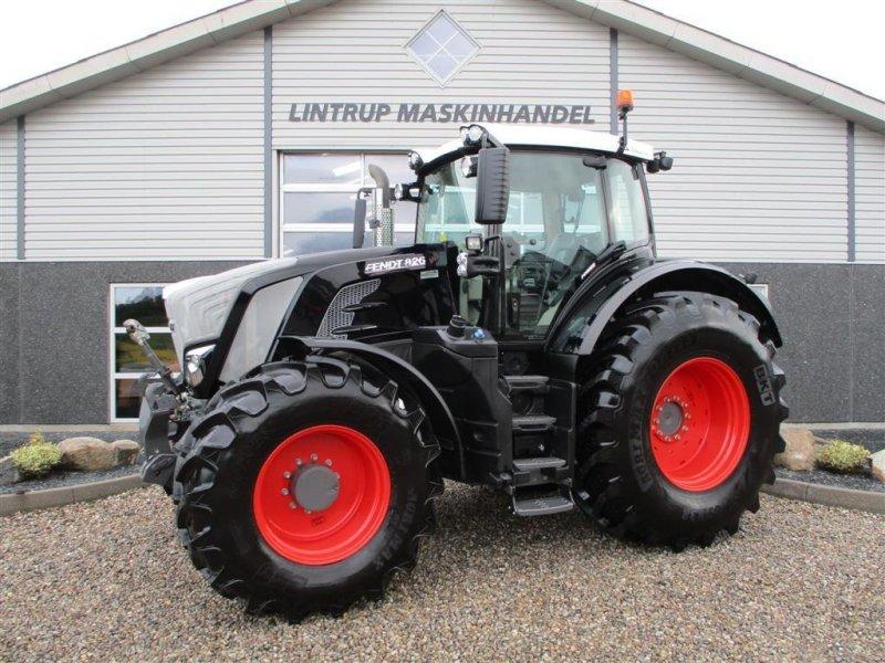 Traktor tip Fendt 826 Vario S4, med helt nye dæk på, Gebrauchtmaschine in Lintrup (Poză 1)