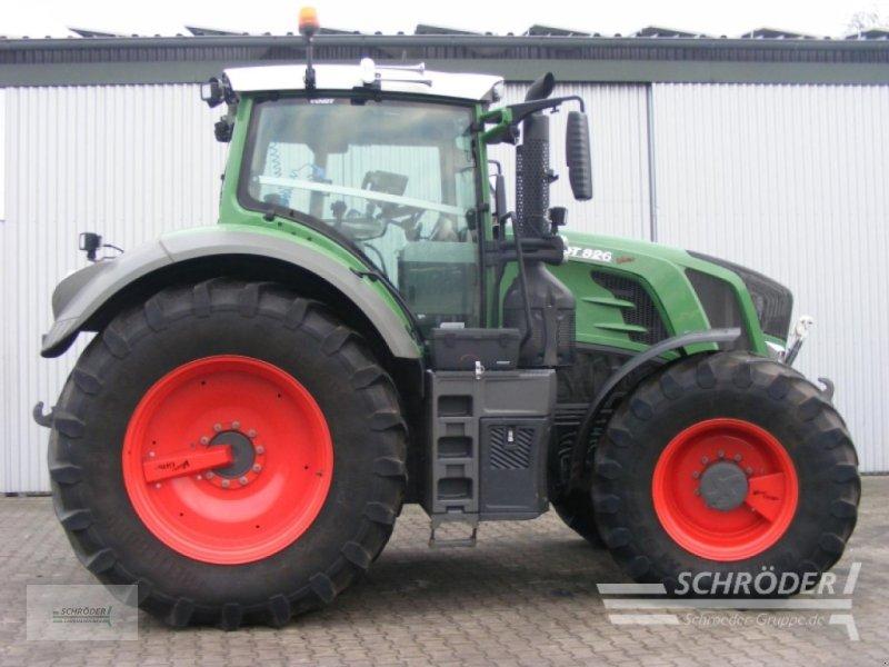 Traktor tip Fendt 826 Vario S4 Profi Plus, Gebrauchtmaschine in Wardenburg (Poză 1)