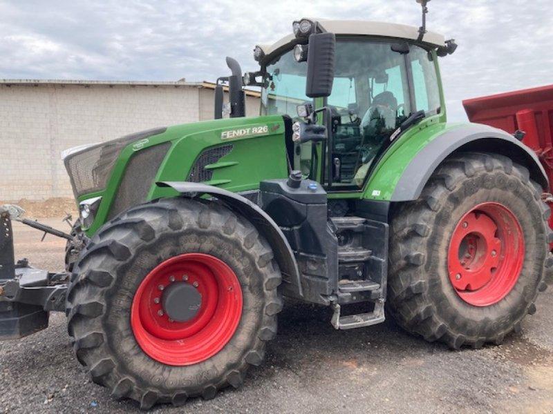 Traktor des Typs Fendt 826 Vario S4, Gebrauchtmaschine in Bebra (Bild 1)