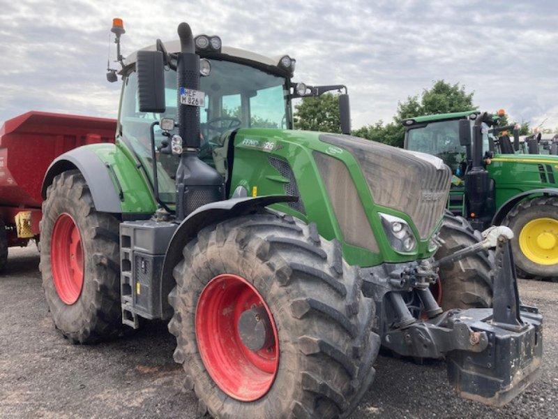 Traktor des Typs Fendt 826 Vario S4, Gebrauchtmaschine in Bebra (Bild 2)