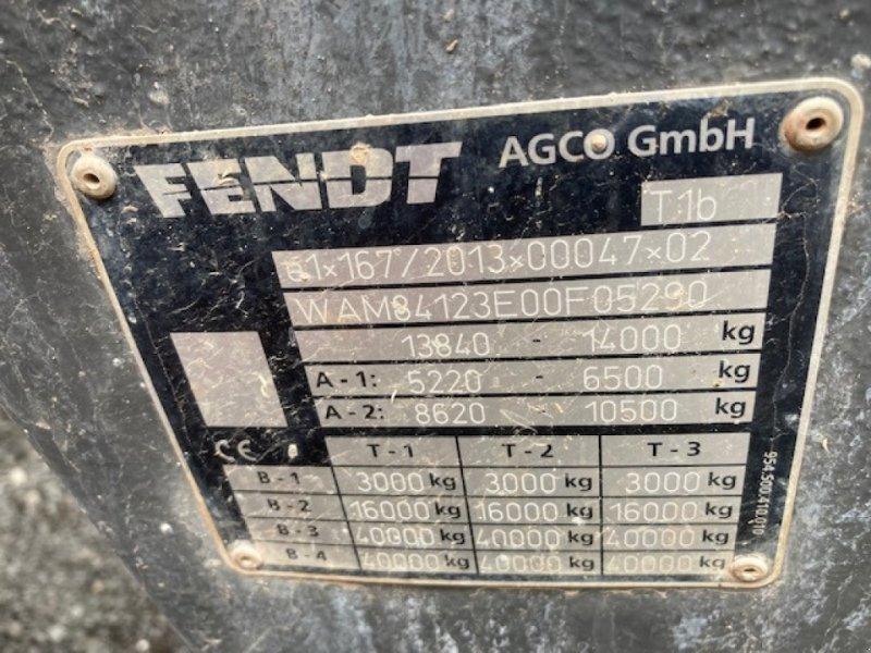 Traktor des Typs Fendt 826 Vario S4, Gebrauchtmaschine in Bebra (Bild 5)