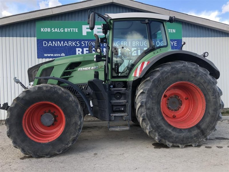 Traktor tip Fendt 826 Vario SCR Profi Plus med F-PTO, Gebrauchtmaschine in Rødekro (Poză 1)
