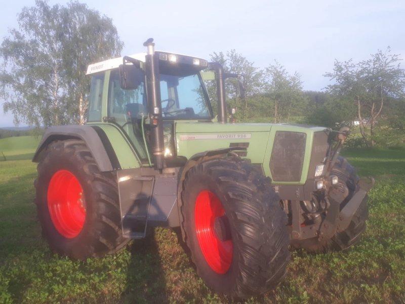 Traktor des Typs Fendt 826 Vario, Gebrauchtmaschine in Moosbach (Bild 1)