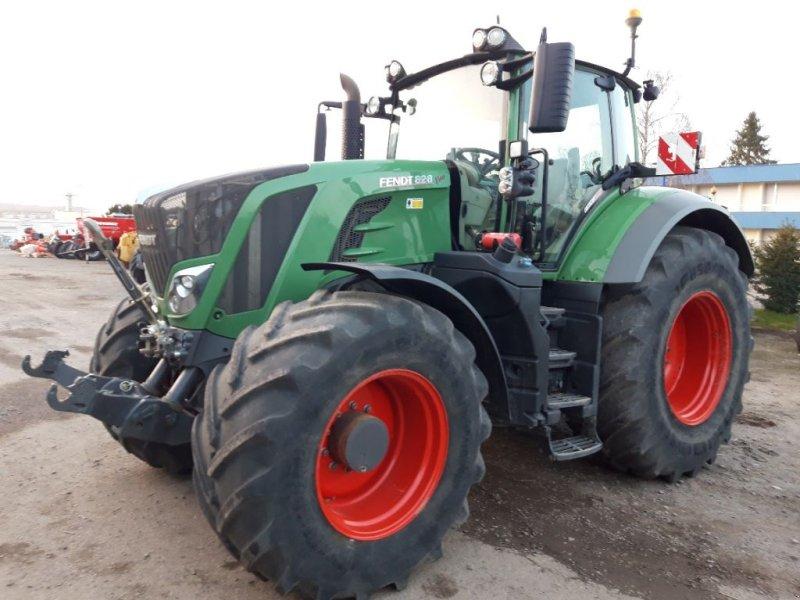 Traktor tip Fendt 828 PROFI +, Gebrauchtmaschine in BRAS SUR MEUSE (Poză 1)