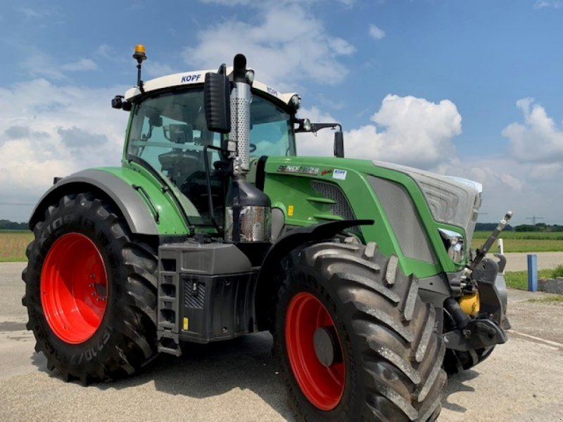 Traktor tip Fendt 828 Profi Plus VarioGrip, Gebrauchtmaschine in Schutterzell (Poză 1)