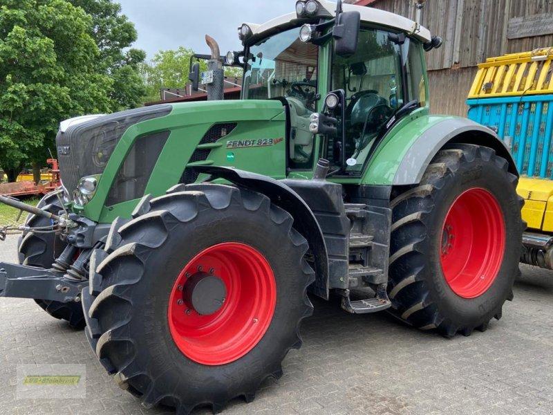 Traktor des Typs Fendt 828 Profi Vario 60km/h, Gebrauchtmaschine in Barsinghausen OT Groß Munzel (Bild 1)