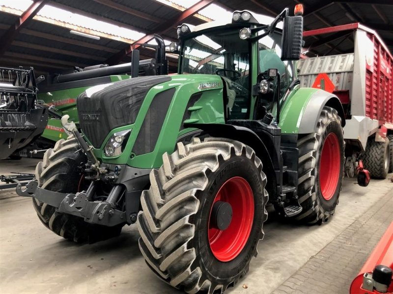Traktor of the type Fendt 828 S4 Profi Plus. Alt Udstyr Vario Grip, Gebrauchtmaschine in Holstebro (Picture 1)
