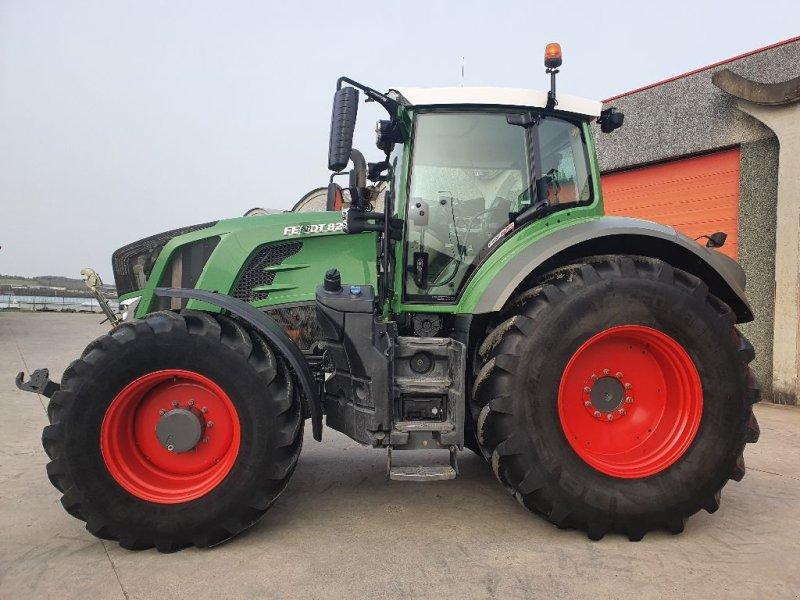 Traktor του τύπου Fendt 828 S4 PROFI PLUS, Gebrauchtmaschine σε Baillonville (Φωτογραφία 1)