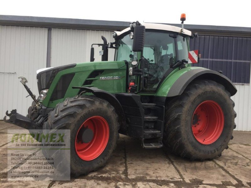 Traktor tip Fendt 828 SCR Profi Plus mit RTK, Gebrauchtmaschine in Weißenschirmbach (Poză 1)