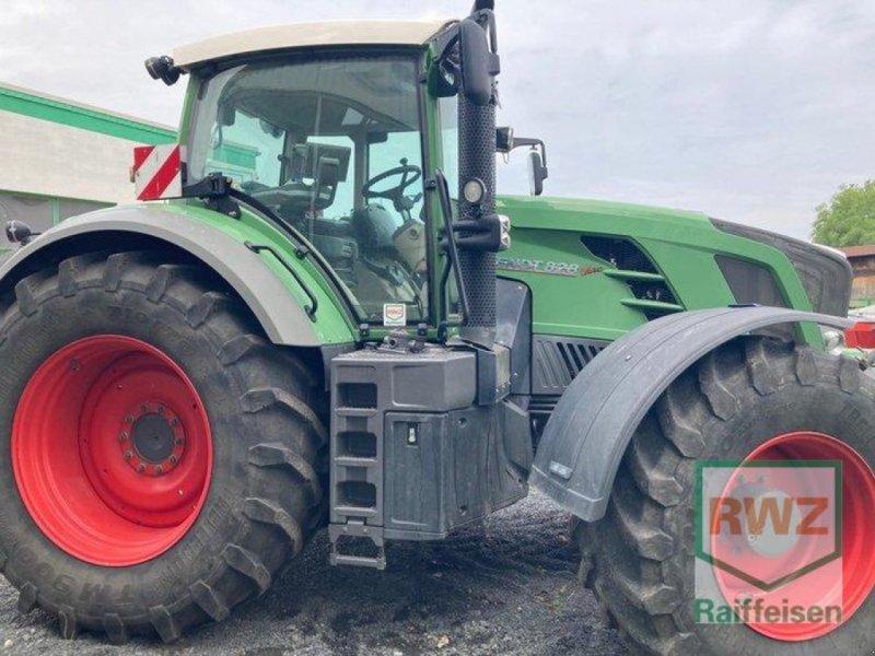 Traktor des Typs Fendt 828 SCR Profi Plus, Gebrauchtmaschine in Bornheim-Roisdorf (Bild 4)