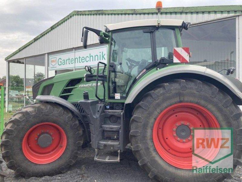 Traktor des Typs Fendt 828 SCR Profi Plus, Gebrauchtmaschine in Bornheim-Roisdorf (Bild 1)