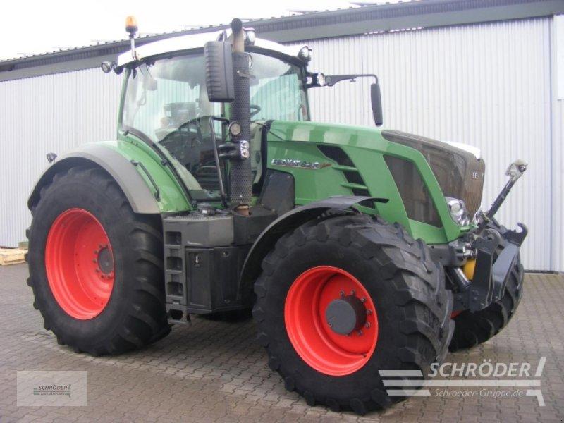 Traktor des Typs Fendt 828 SCR PROFI PLUS, Gebrauchtmaschine in Lastrup (Bild 1)
