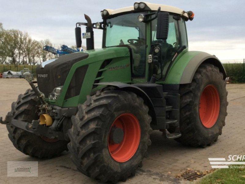 Traktor типа Fendt 828 SCR PROFI PLUS, Gebrauchtmaschine в Langenweddingen (Фотография 1)