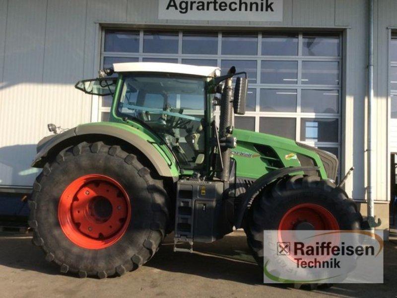 Traktor des Typs Fendt 828 SCR, Gebrauchtmaschine in Bad Hersfeld (Bild 2)