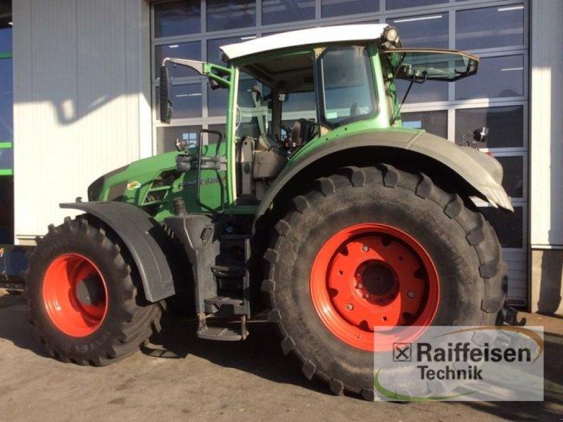 Traktor des Typs Fendt 828 SCR, Gebrauchtmaschine in Bad Hersfeld (Bild 1)