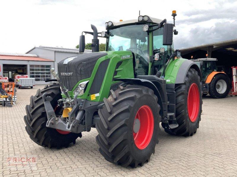 Traktor des Typs Fendt 828 Vario Profi Plus S4 -RüFa-, Gebrauchtmaschine in Bockel - Gyhum (Bild 1)