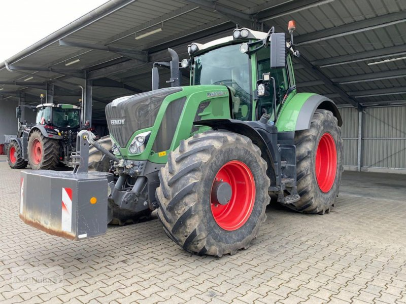 Traktor типа Fendt 828 Vario Profi Plus, Gebrauchtmaschine в Prenzlau (Фотография 1)