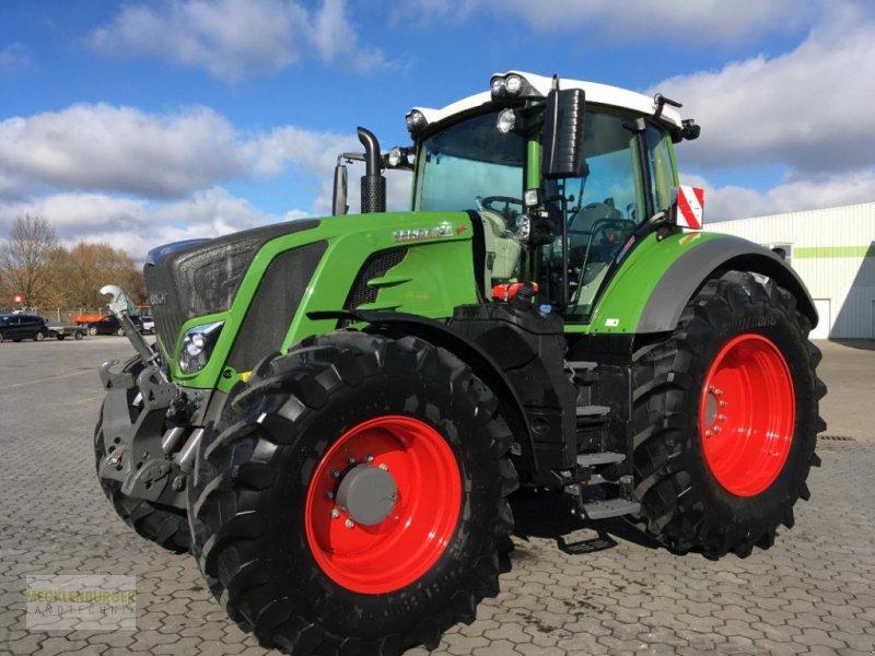 Traktor tip Fendt 828 Vario Profi Plus, Gebrauchtmaschine in Gülzow-Prüzen OT Mühlengeez (Poză 1)