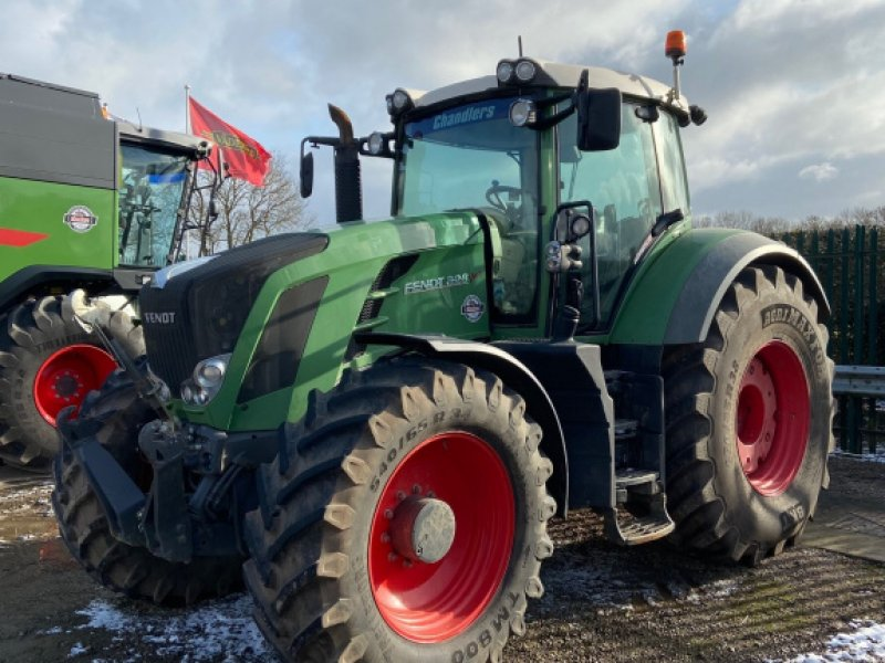 Traktor of the type Fendt 828 Vario Profi, Gebrauchtmaschine in Grantham (Picture 1)