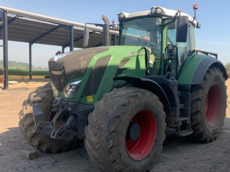 Traktor des Typs Fendt 828 Vario Profi, Gebrauchtmaschine in Cirencester (Bild 1)