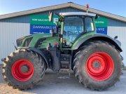 Fendt 828 Vario S4 Profi med F-PTO Tractor