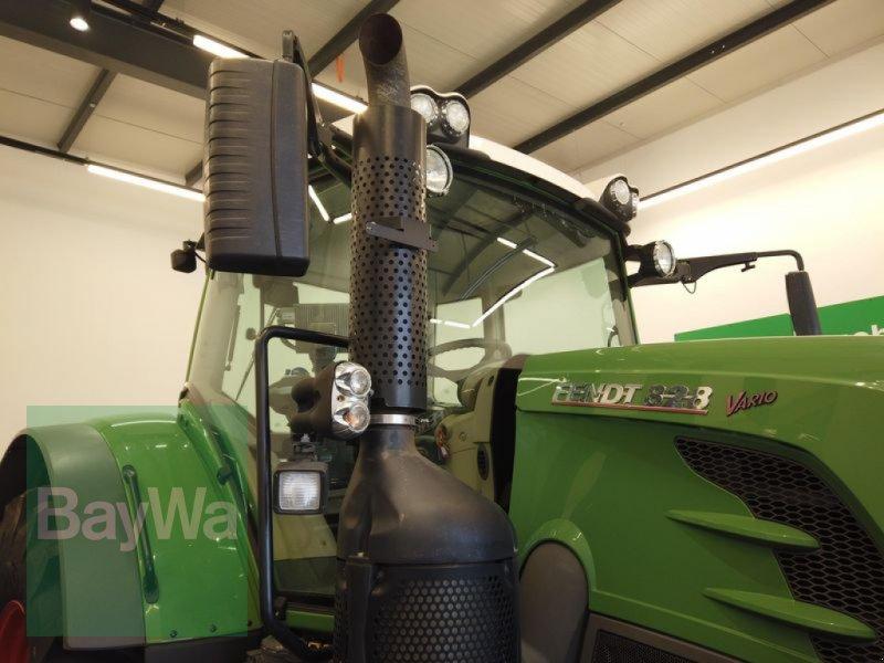 Traktor des Typs Fendt 828 VARIO S4 PROFI MIT RÜFA, Gebrauchtmaschine in Manching (Bild 12)