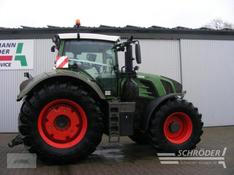 Traktor des Typs Fendt 828 VARIO S4 PROFI P, Gebrauchtmaschine in Lastrup (Bild 1)