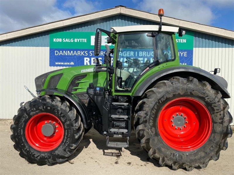 Traktor tip Fendt 828 Vario S4 Profi Plus med F-PTO, Gebrauchtmaschine in Rødekro (Poză 1)