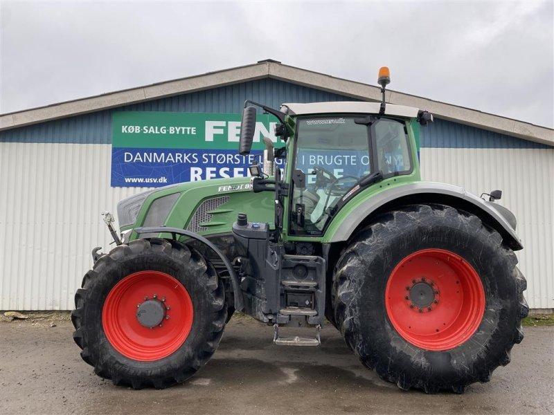Traktor des Typs Fendt 828 Vario S4 Profi Plus med F-PTO, Gebrauchtmaschine in Rødekro (Bild 1)