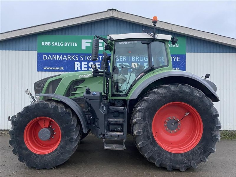 Traktor tip Fendt 828 Vario S4 Profi Plus med VarioGrip + F-PTO, Gebrauchtmaschine in Rødekro (Poză 1)