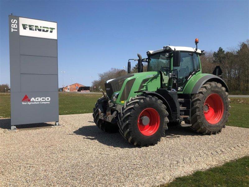 Traktor des Typs Fendt 828 Vario S4 Profi Plus Med vendekabine, Gebrauchtmaschine in Suldrup (Bild 1)