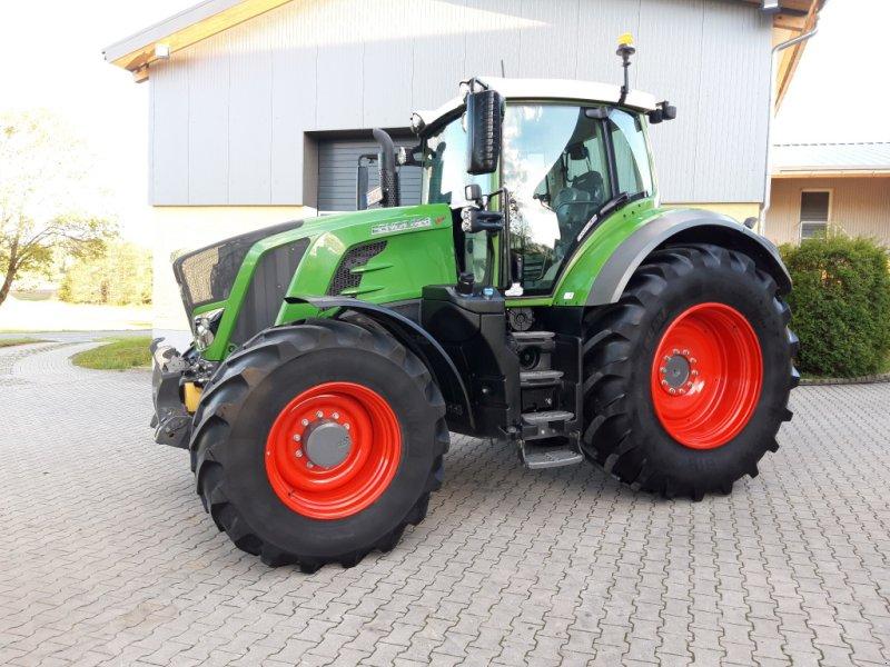 Traktor des Typs Fendt 828 Vario S4 Profi Plus RTK Frontzapfwelle, Gebrauchtmaschine in Tirschenreuth (Bild 1)