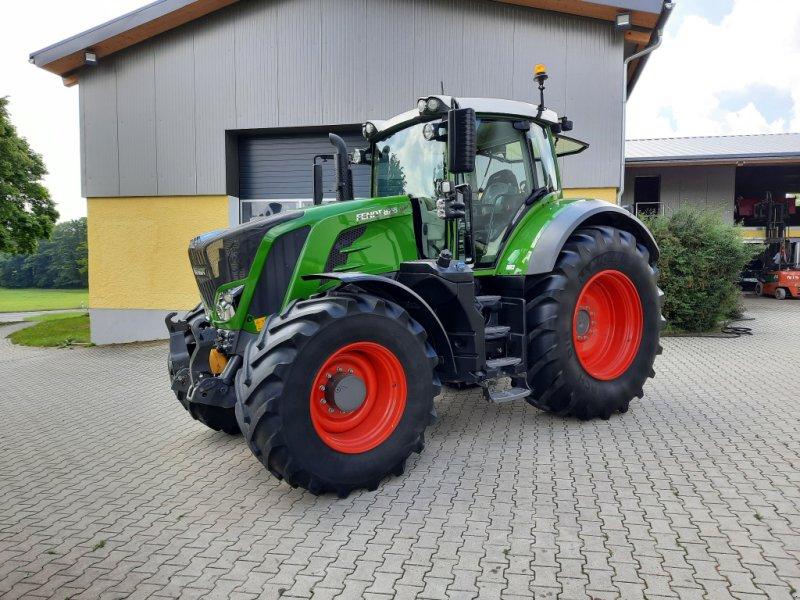 Traktor des Typs Fendt 828 Vario S4 Profi Plus RTK LED, Gebrauchtmaschine in Tirschenreuth (Bild 1)